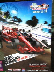 Honda Grand Prix St Petersburg, Florida 2012