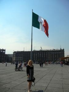 Zocalo, Mexico City 01-2012