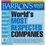 Barron's Most Respected Companies