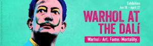 Warhol at the Dali