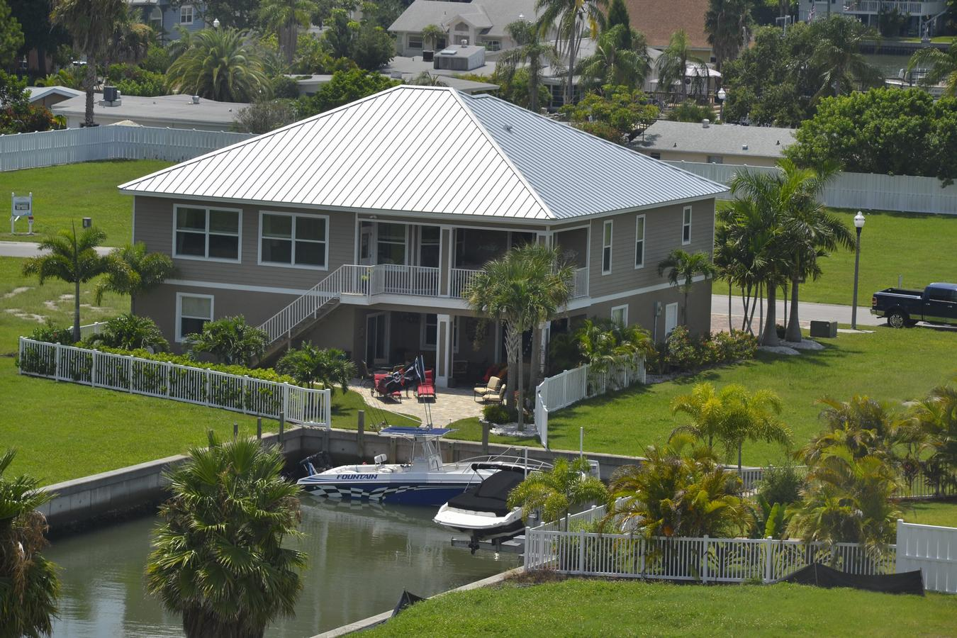 key west style waterfront home for sale in redington shores florida annalisa weller 39 s blog