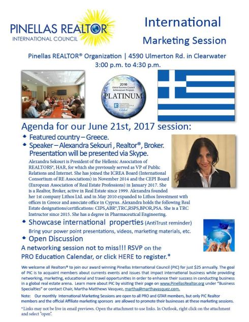 Greece June 2017