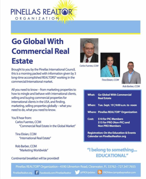 Go Global with Commercial Sept 19 2017