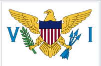 US Virgin Islands flag