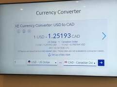 Canada - currency