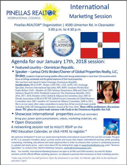 Larissa Ortiz International Marketing 1-2018