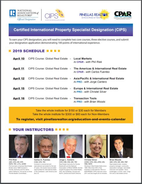 CIPS Flyer 2019